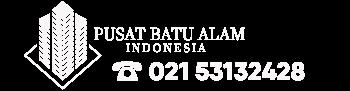 PUSAT BATU ALAM INDONESIA (021)53132428
